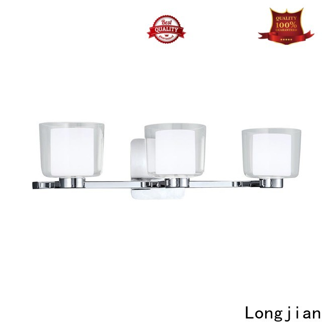 luxury wall light lamp ip44 type for toilet
