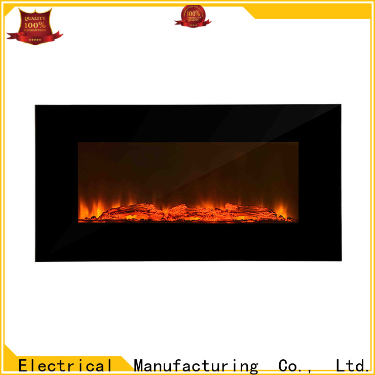 gradely Wall Mounted Electric fires flame protection for rooftop