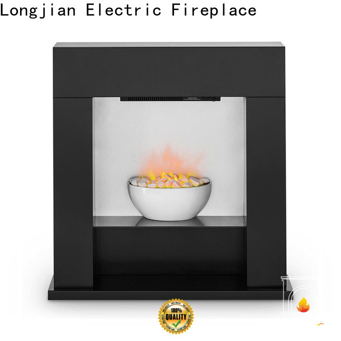 distinguished modern electric fire suites safety China for hall way
