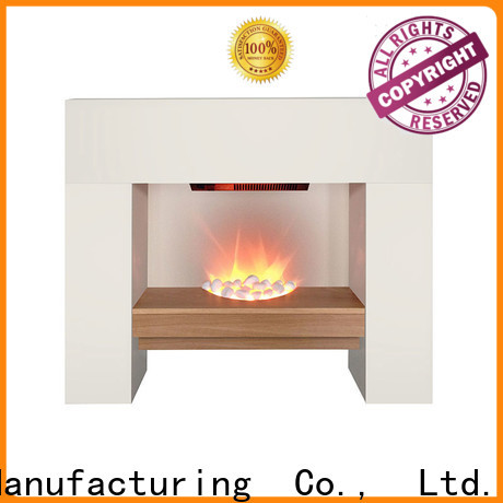 Longjian indoor modern electric fire suites long-term-use for manager room