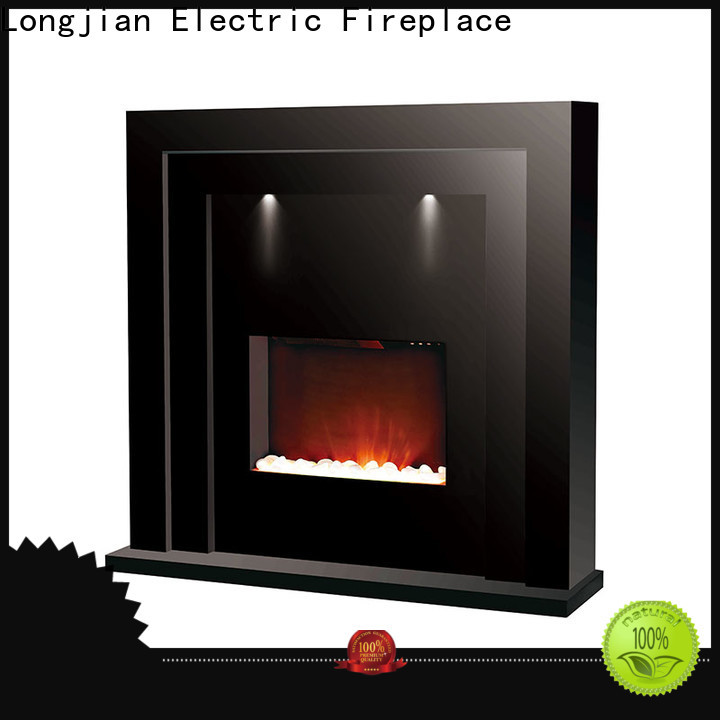 Longjian freestanding modern fire suites package for hall way