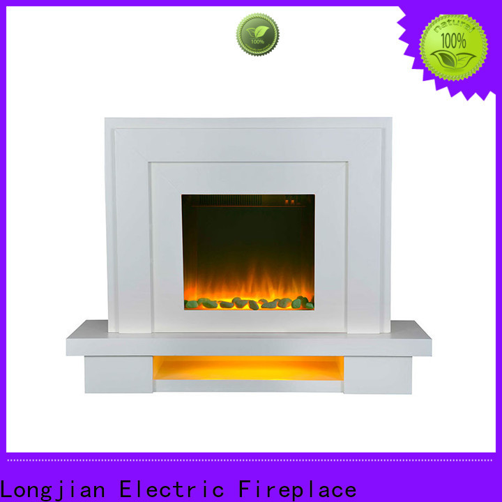 customized Electric Fireplace Suites decorative sensing for kitchen