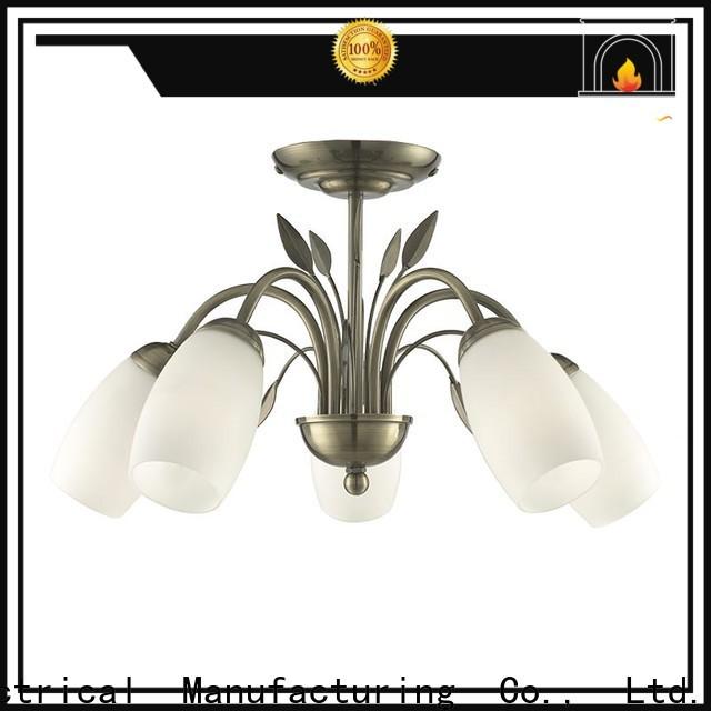 Longjian lights flush mount ceiling light sensing for avenue
