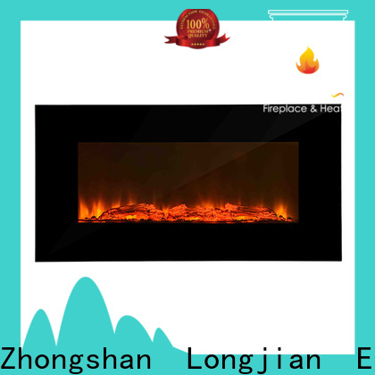 Longjian gradely Wall Mounted Electric fires protection for shorelines