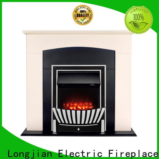 Longjian postmodern insert fireplace equipment for bedroom
