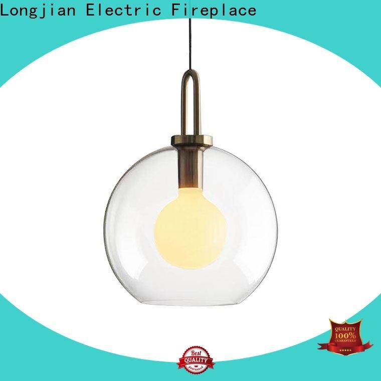 Longjian humanized pendant ceiling lights development for bedroom