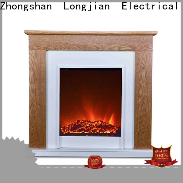 Longjian lvory electric fire suites package for study
