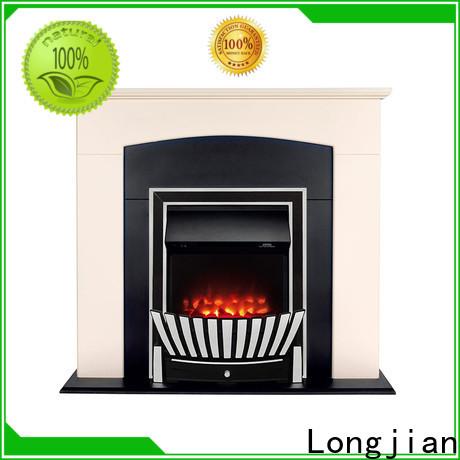Longjian advanced insert fireplace China for bedroom