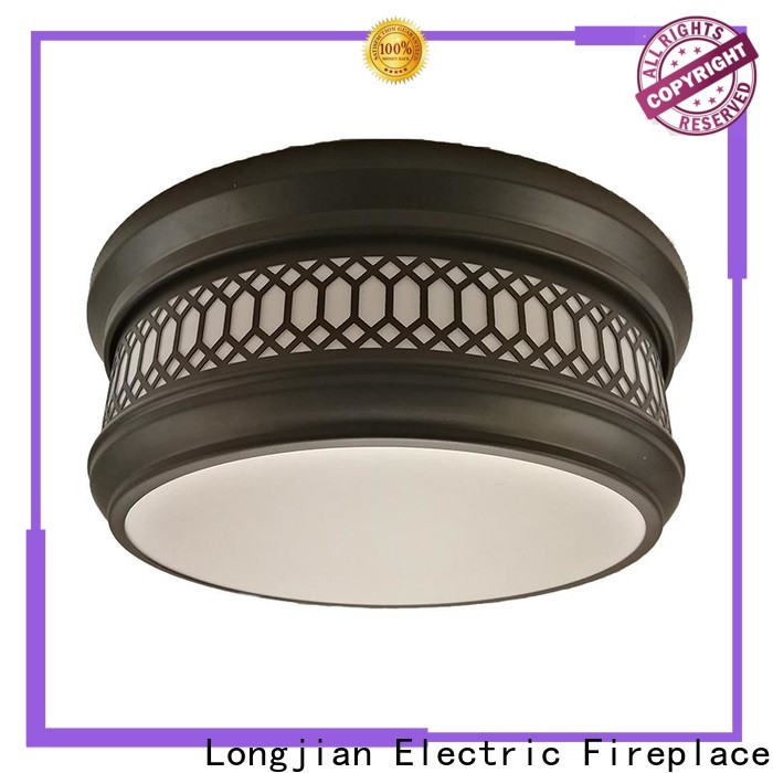 Longjian first-rate semi flush light Application for avenue