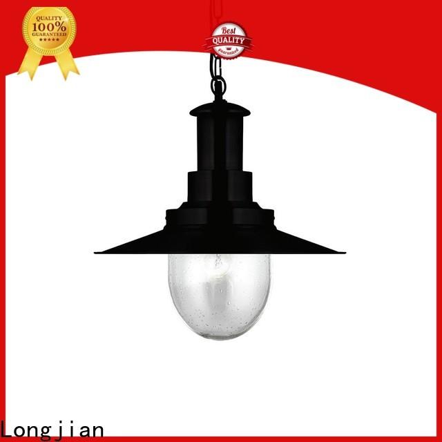 Longjian shade pendant light China for balcony