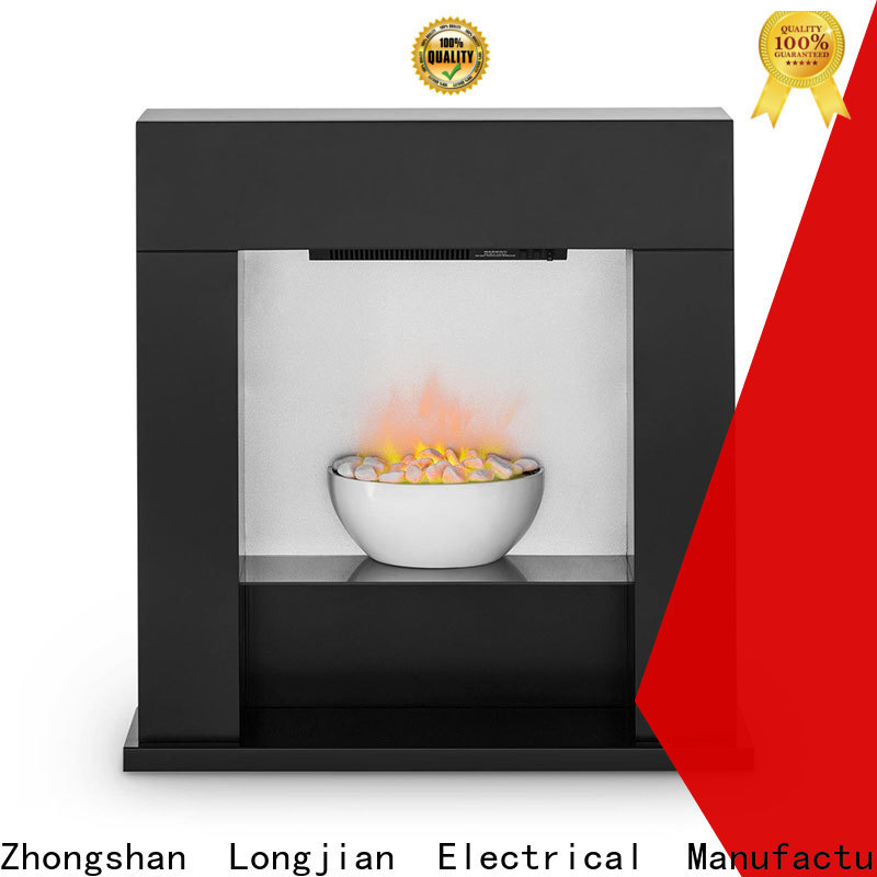 customized fireplace suites standing China for attic