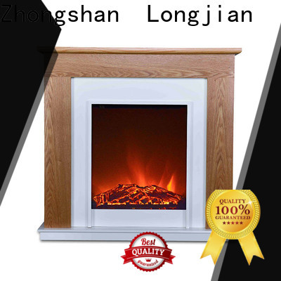 simple-style freestanding electric fire suite roman Application for bathroom