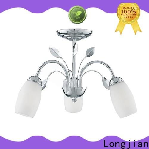 Longjian semiflush semi flush mount ceiling light package for rooftop