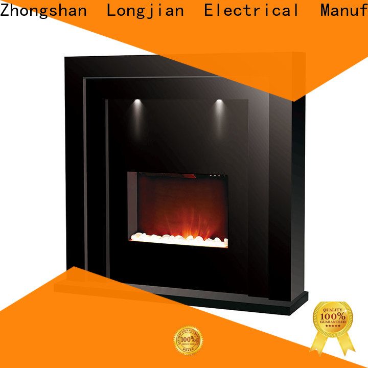 safety modern electric fire suites lvory China for cellar
