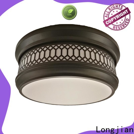 distinguished flush ceiling lights acrylic in-green for bayfront