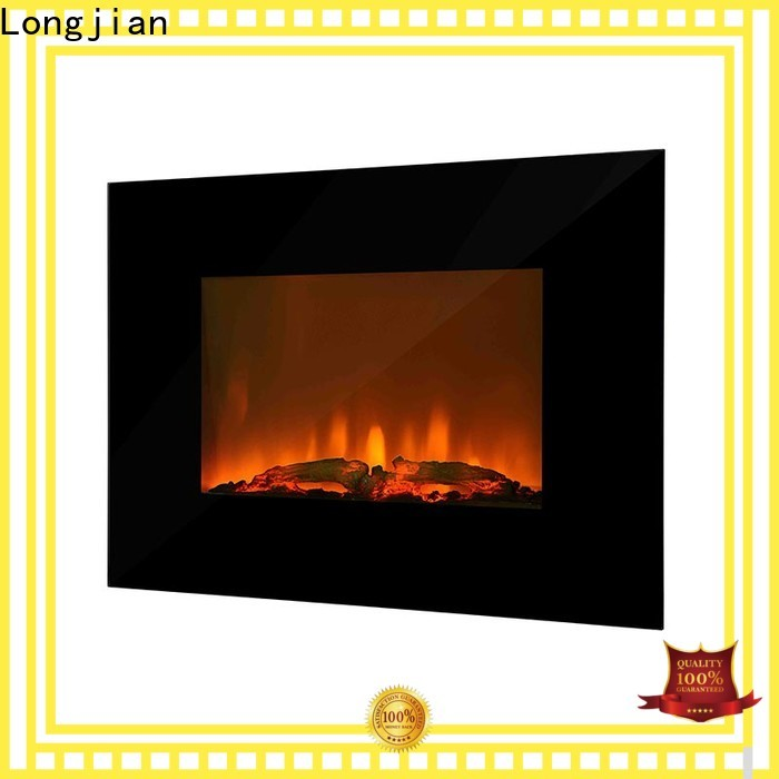 luxury wall mount fireplace stone widely-use for kitchen