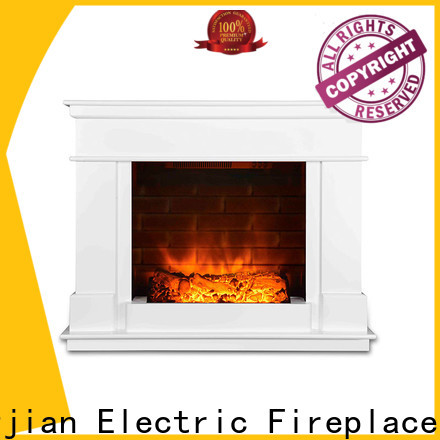 simple-style electric fire suites surround package for hall