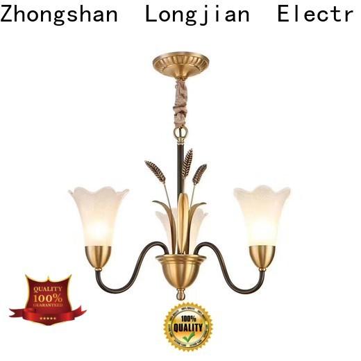 Longjian 312 modern ceiling lights testing for garden