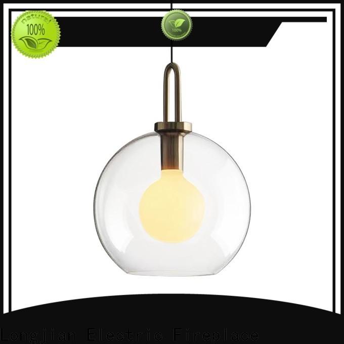 Longjian mount pendant lamp owner for garden
