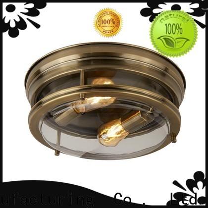 Longjian superb semi flush mount ceiling light sensing for riverwalk
