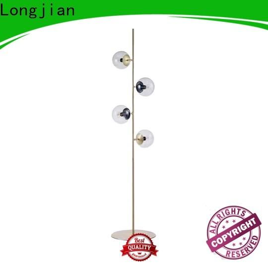 Longjian best floor standing lamps production for bayfront