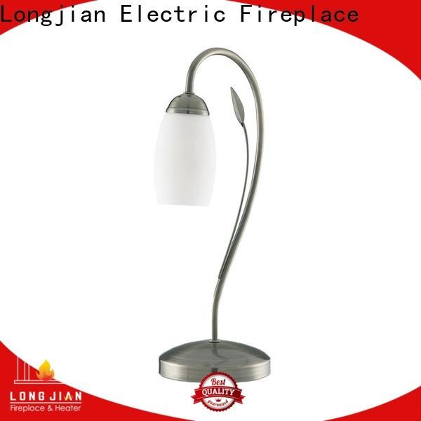 Longjian cognac floor lamp type for bedroom
