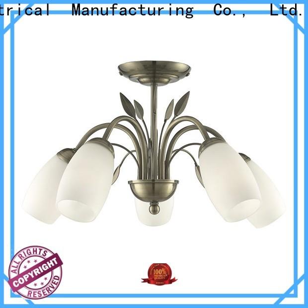 distinguished semi flush light 350mm sensing for dining room