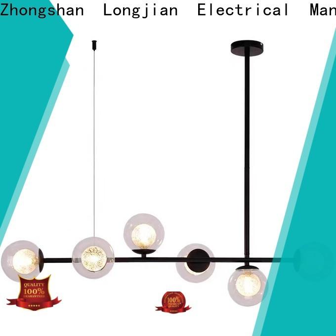 Longjian flush ceiling lights sale temperature for bathroom