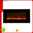 Longjian topgallant electric wall fireplace containerization for balcony