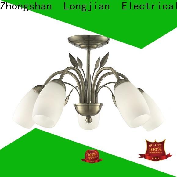 Longjian postmodern semi flush mount lighting long-term-use for bayfront