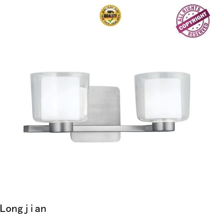 Longjian glass wall light lamp anticipation for bedroom