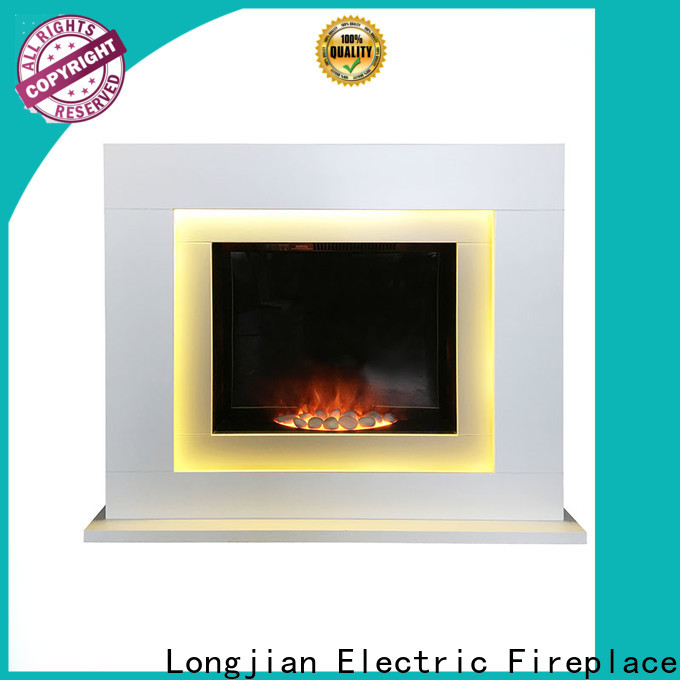 safety electric fireplace suites freestanding standing Application for attic