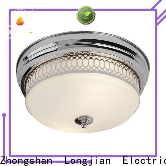 Longjian distinguished flush light Application for bayfront