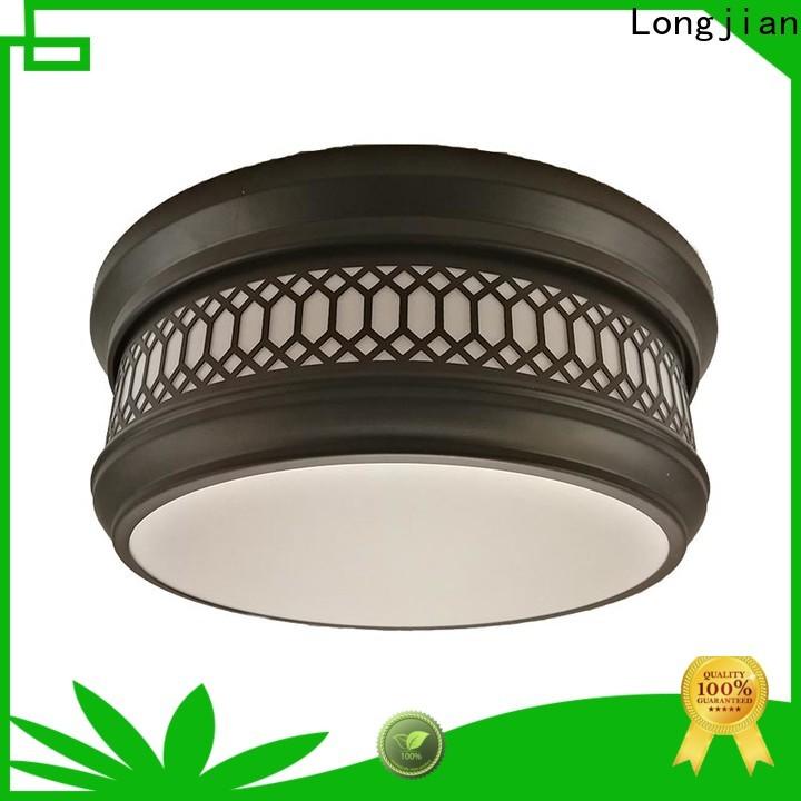 Longjian c00092 semi flush ceiling lights sensing for arcade