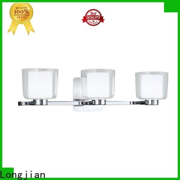 Longjian supernacular wall mount led light type for toilet