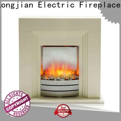 Longjian electric fire suites in-green for cellar
