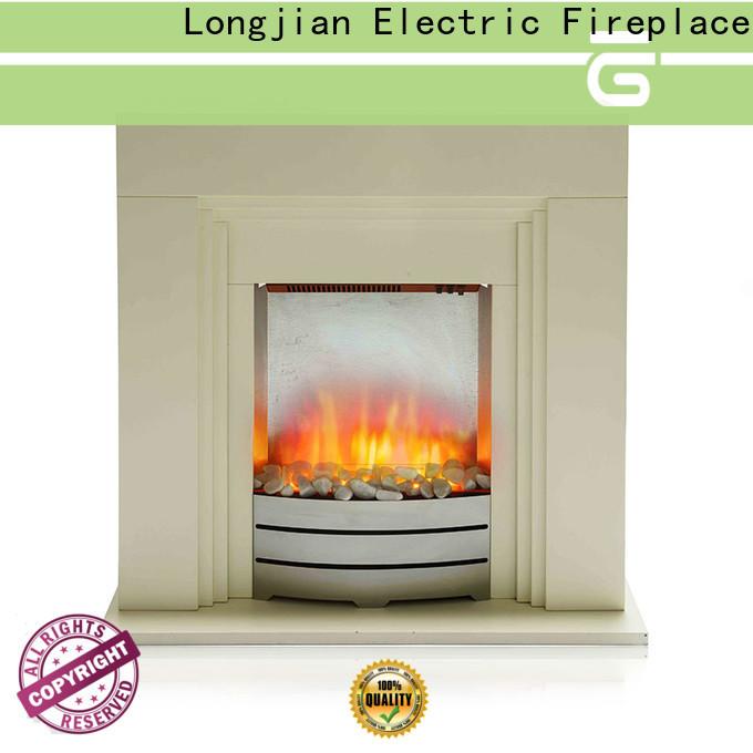 Longjian decor electric fire suites long-term-use for cellar