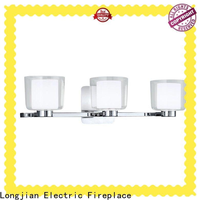 Longjian advanced wall mount led light conjunction for toilet