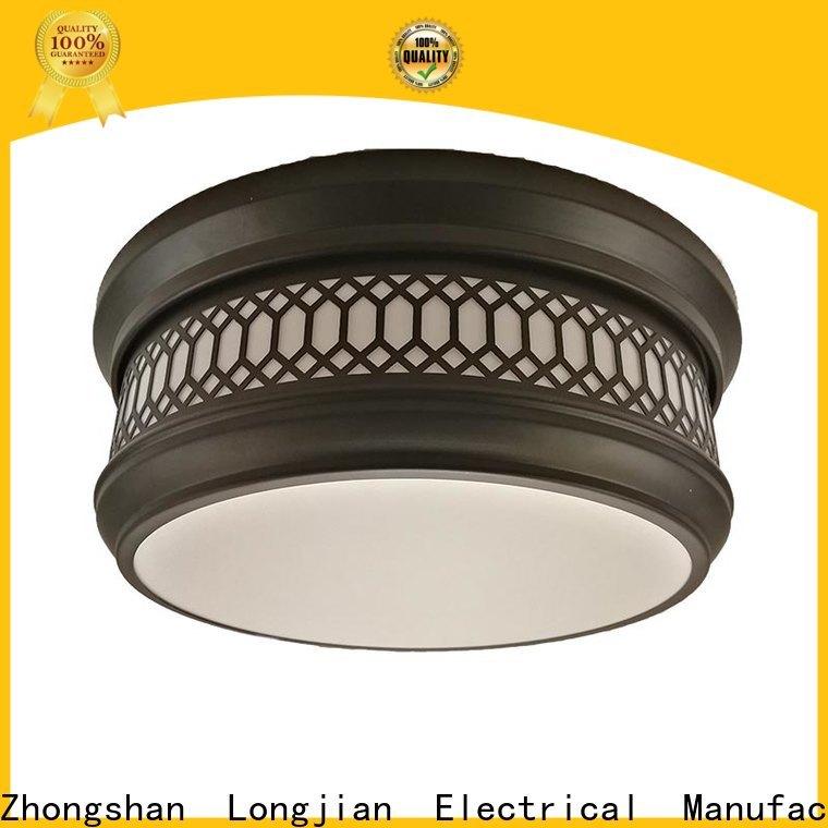 exquisite semi flush mount ceiling light acrylic sensing for bike lane