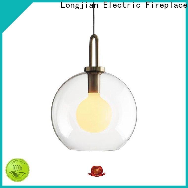 Longjian appealing modern pendant lighting development for bedroom