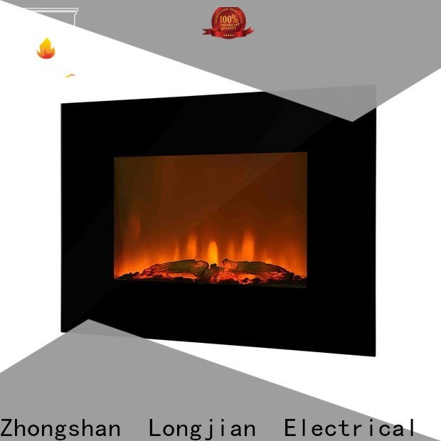 Longjian postmodern electric wall fires protection for toilet