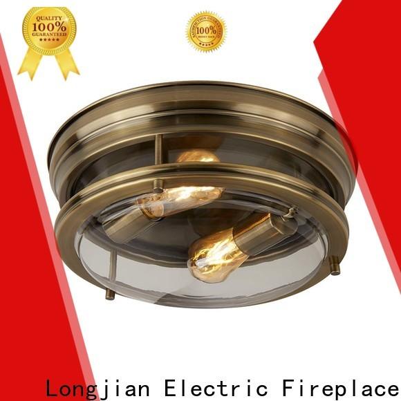 Longjian diameter flush ceiling lights sensing for avenue
