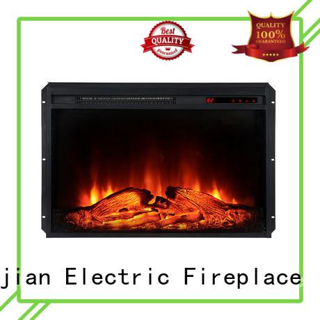 Longjian gradely insert electric fireplace China for bathroom