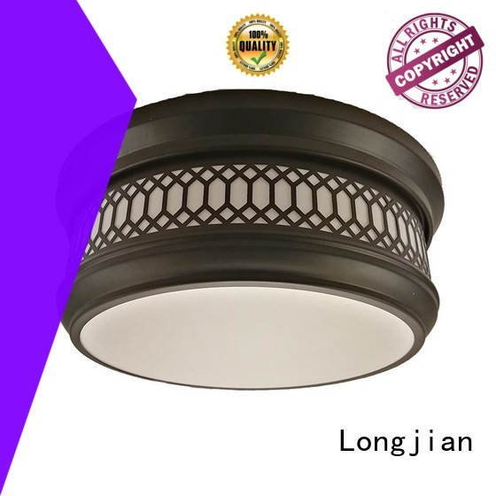 Longjian distinguished semi flush mount lighting ceiling for dining room