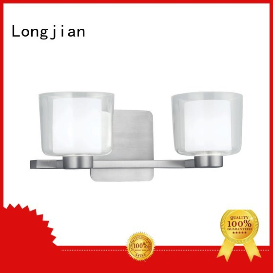 Longjian supernacular led wall lights solutions for balcony