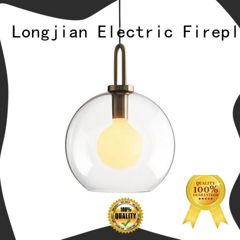 Longjian attractive pendant light testing for balcony