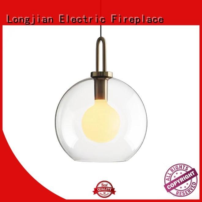 Longjian shade pendant light supplier for toilet