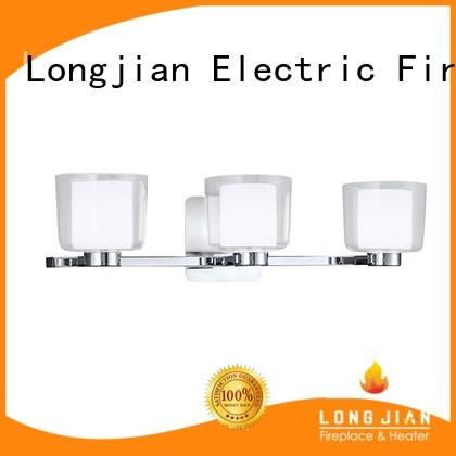 Longjian postmodern wall mounted lights production for riverwalk