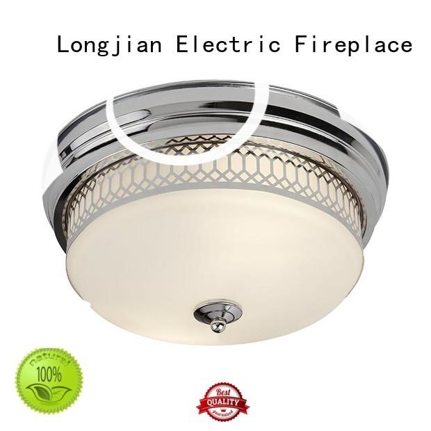 Longjian c00102 flush mount ceiling light in-green for rooftop