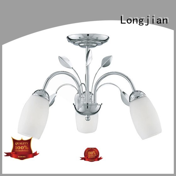 Longjian first-rate semi flush mount ceiling light China for arcade